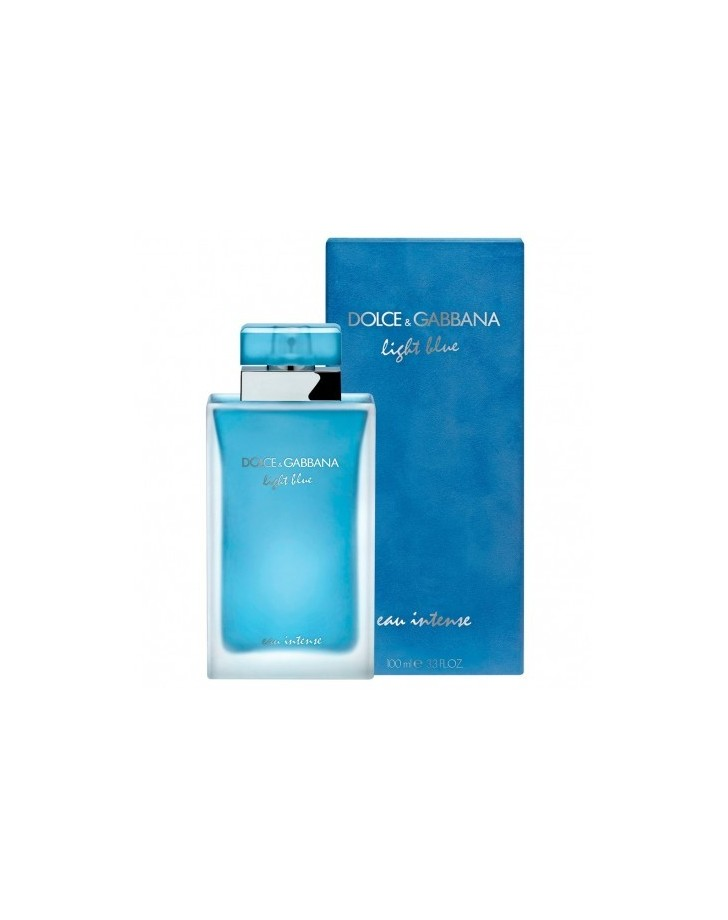 DAMESPARFUM LIGHT BLUE INTENSE DOLCE & GABBANA EDP