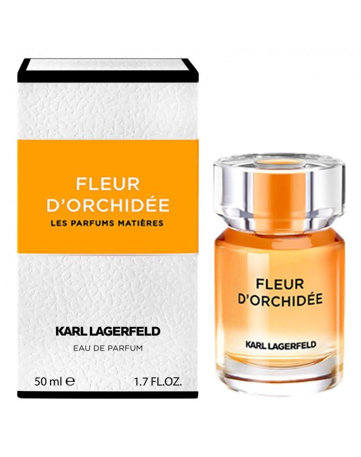 FLEUR D'ORCHIDÉE LAGERFELD EDP 50 ML