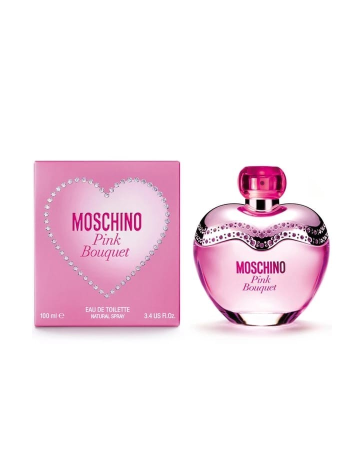 PINK BOUQUET MOSCHINO EDT 100 ML