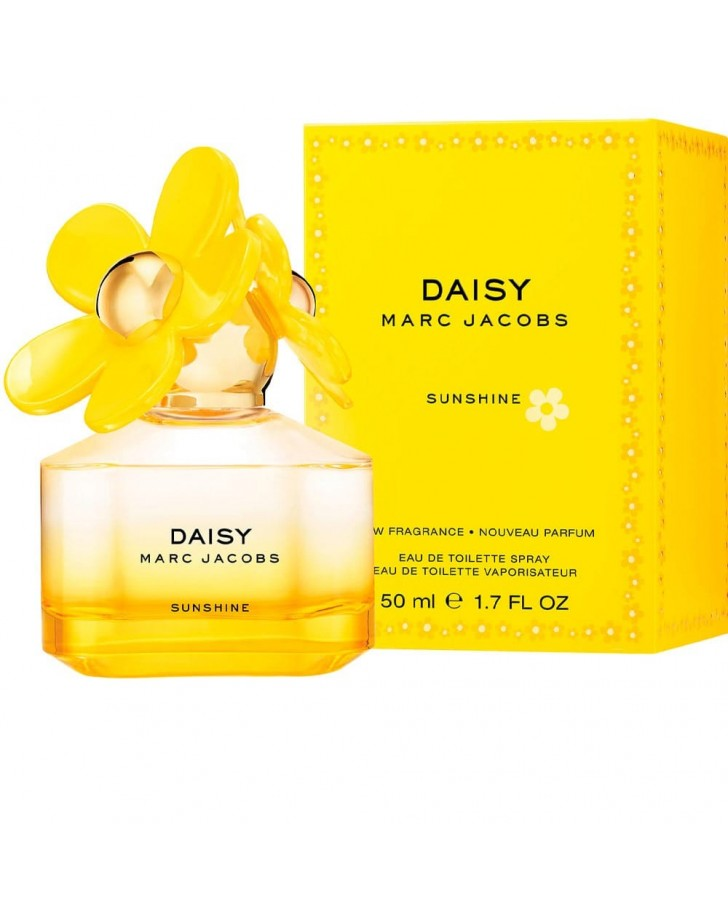 DAISY SUNSHINE MARC JACOBS (50 ML)