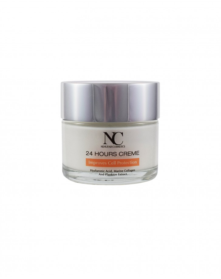 NENUFAR COSMETICS - 24 HOURS CREME