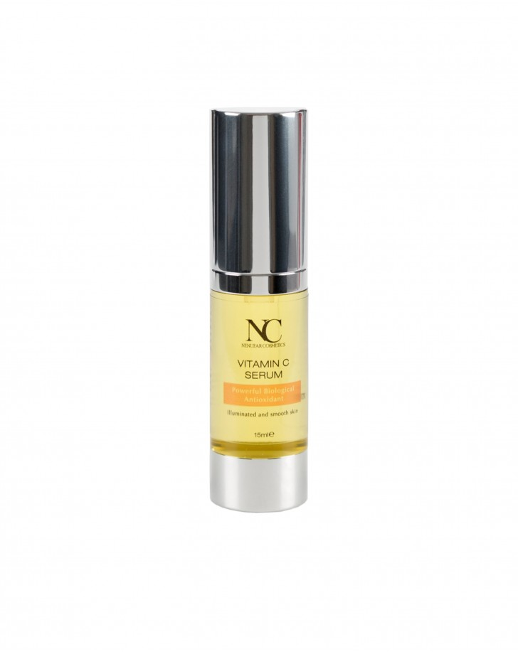 VITAMIN C SERUM ANTIOXIDANT NENUFAR COSMETICS
