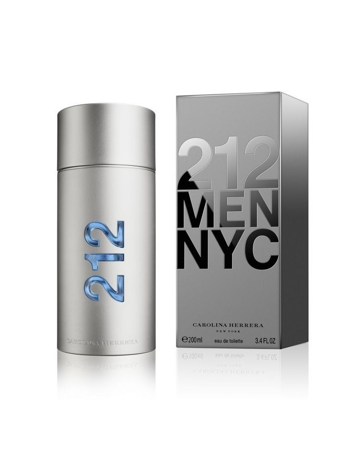 CAROLINA HERRERA 212 NYC MEN EDT