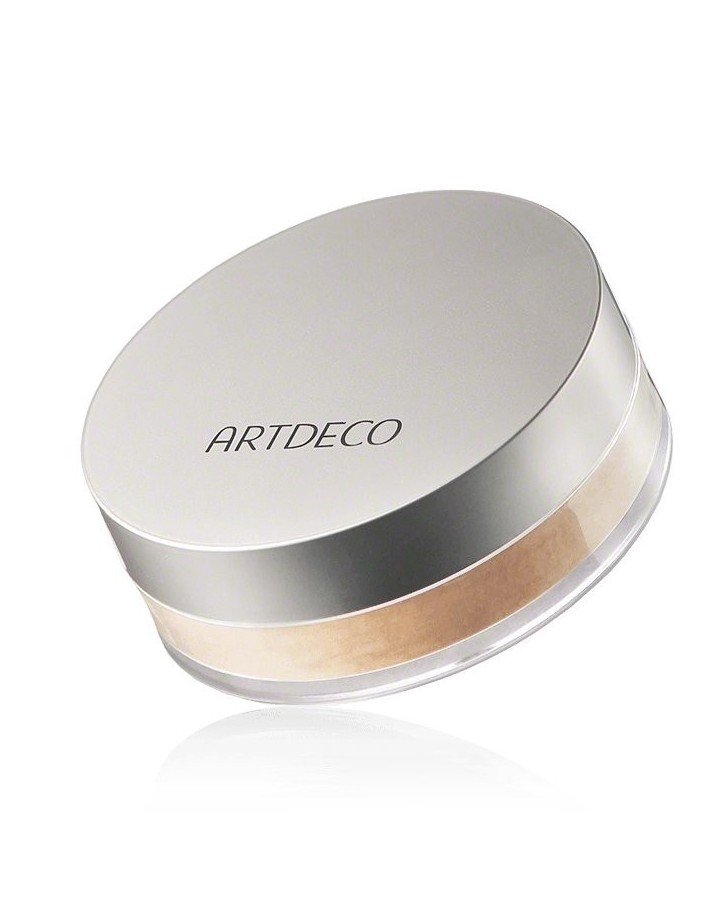 ARTDECO MINERAAL POWDER FOUNDATION 6 - HONEY