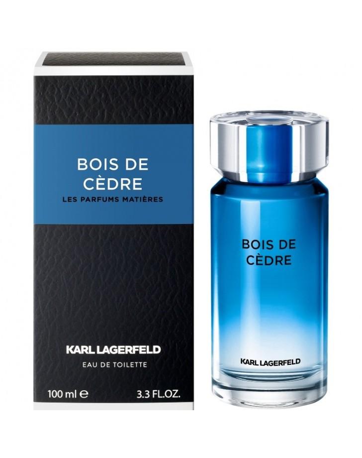 KARL LAGERFELD BOIS DE CÉDRE EDT 100 ML