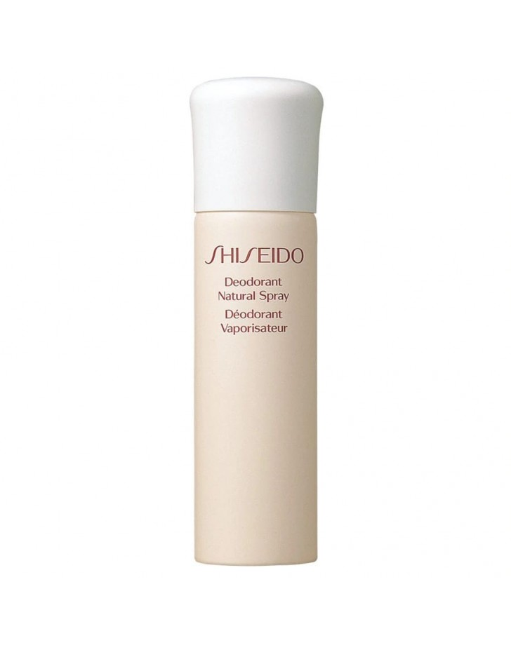 DEODORANT SPRAY NATURAL SHISEIDO 100 ML