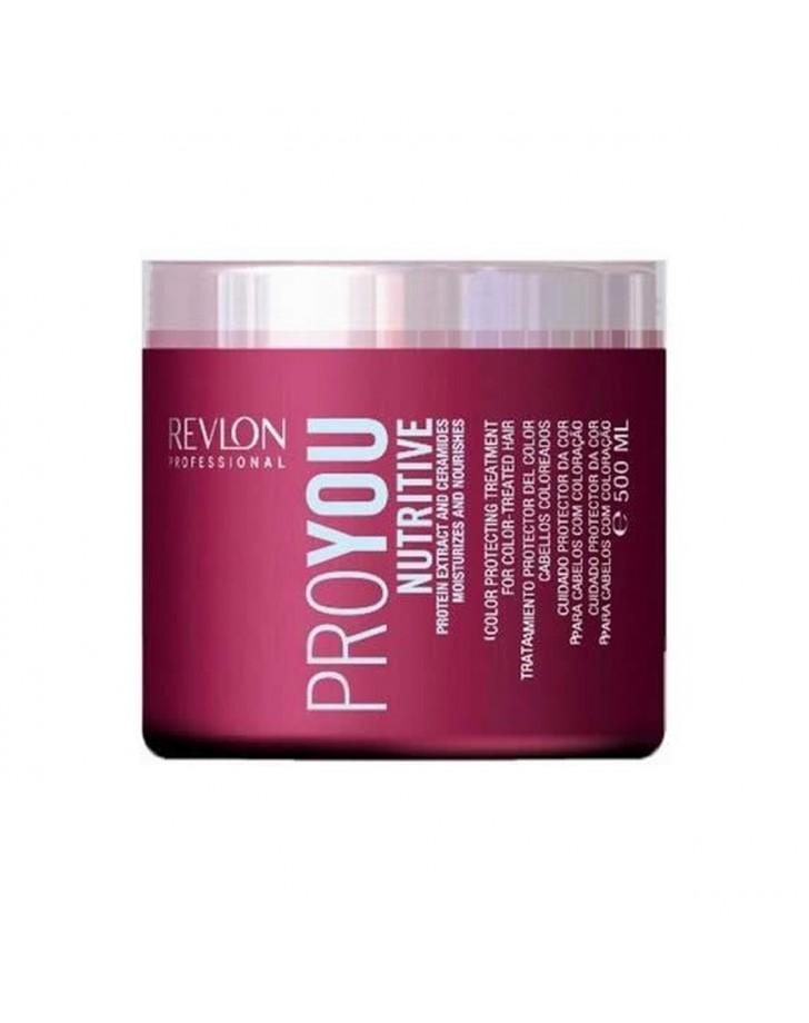 REVLON PROYOU NUTRITIVE TREATMENT 500 ML