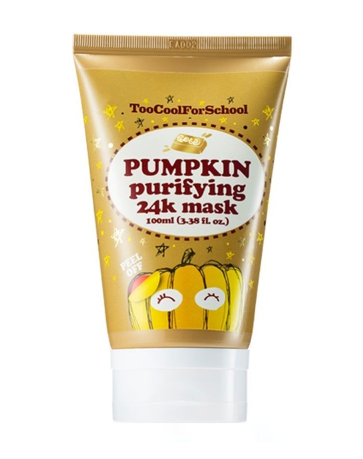 TOO COOL FOR SCHOOL PUMPKIN 24K MASK 100 ML