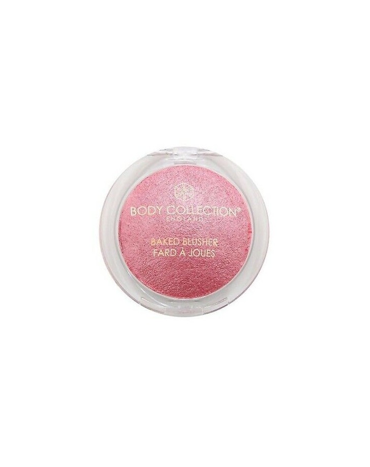 BODY COLLECTION BAKED BLUSHER ROSE