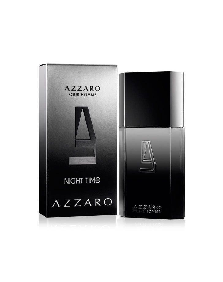 AZZARO POUR HOMME NIGHT TIME EDT  100ML