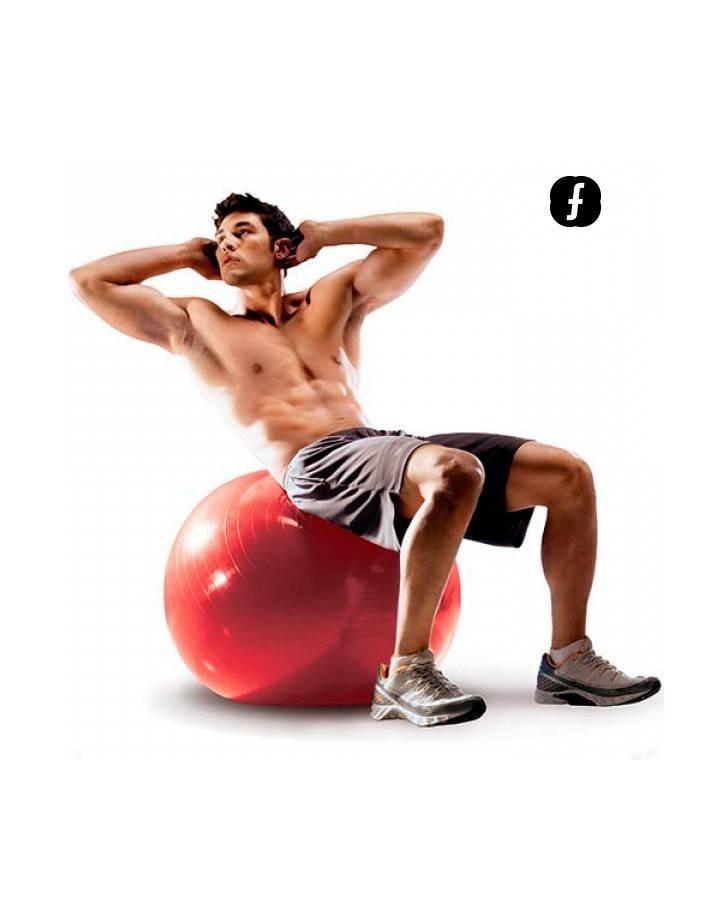 Body Fitball Pilatesbal (55cm)